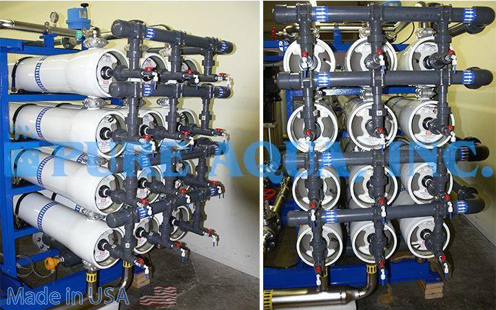 Brackish Reverse Osmosis 500,000 GPD - Pakistan - image3