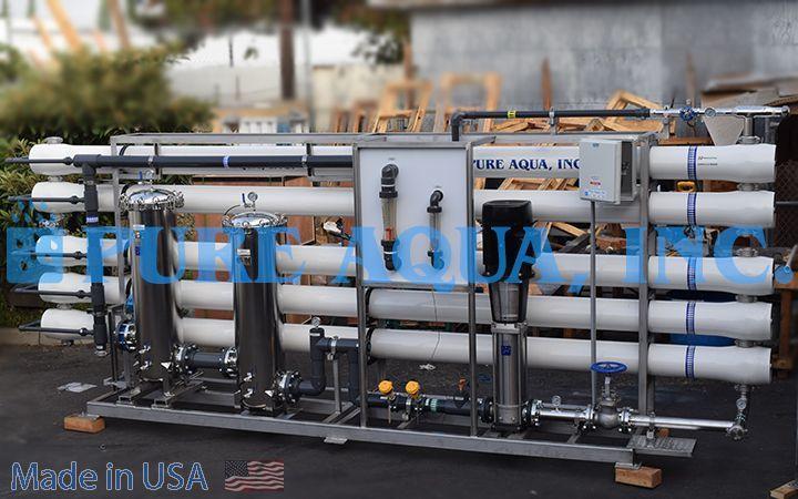 Brackish Water RO System 173,000 GPD - Algeria - image1