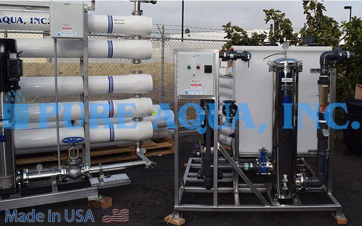 Brackish Water RO System 173,000 GPD - Algeria - image3