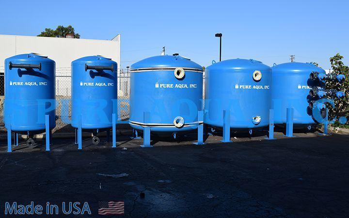Brackish Water RO System 173,000 GPD - Algeria - image4