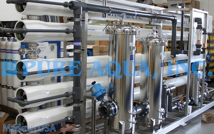 Brackish Water RO System 173,000 GPD - Algeria - image5