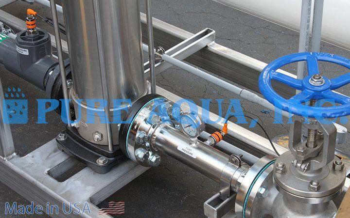 Brackish Water RO System 173,000 GPD - Algeria - image7