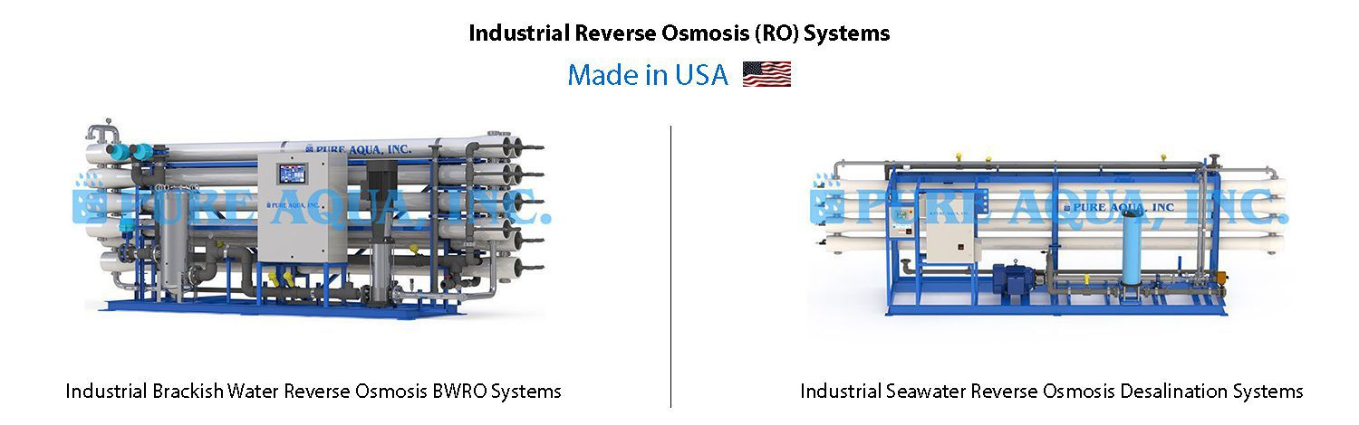 What is Industrial Reverse Osmosis (RO)?