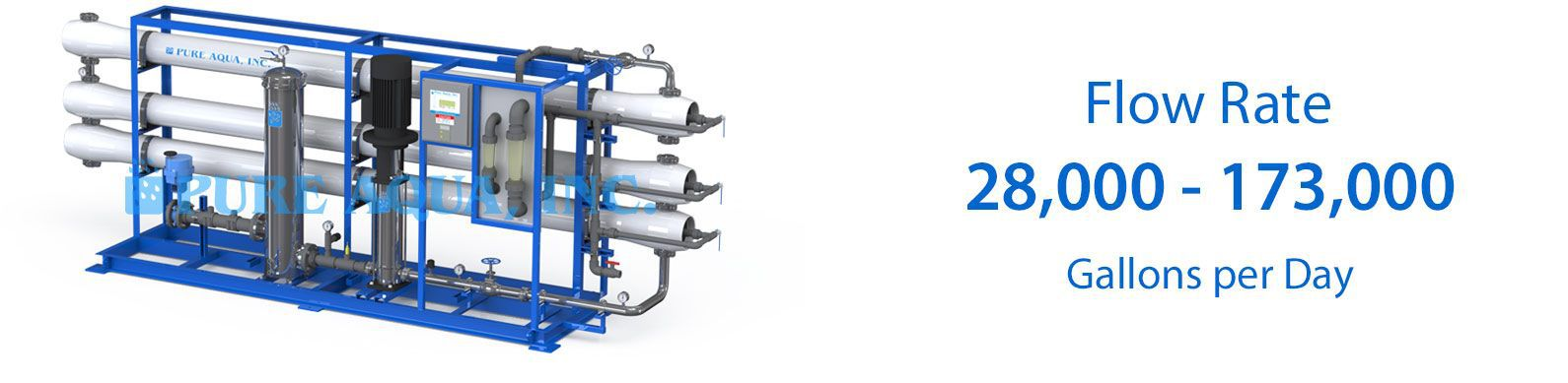 industrial reverse osmosis RO systems specifications