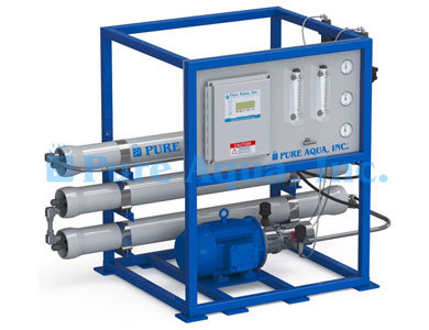 Commercial Seawater Reverse Osmosis Watermaker System - what is desalination